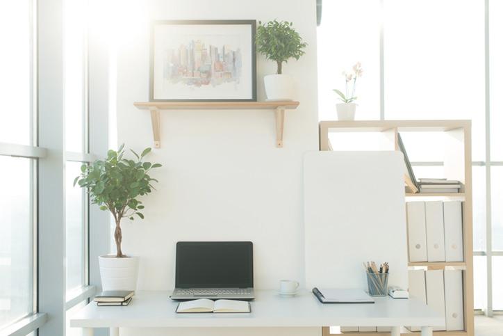 Pulizie di primavera. Il metodo Konmari per l'ufficio.