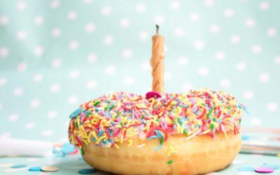 Buon compleanno Être!